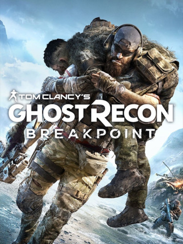 Cover media of Tom Clancy's Ghost Recon: Breakpoint video game.