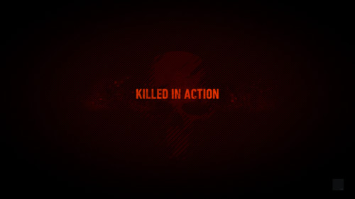Killed in action screenshot of Tom Clancy's Ghost Recon: Breakpoint video game interface.