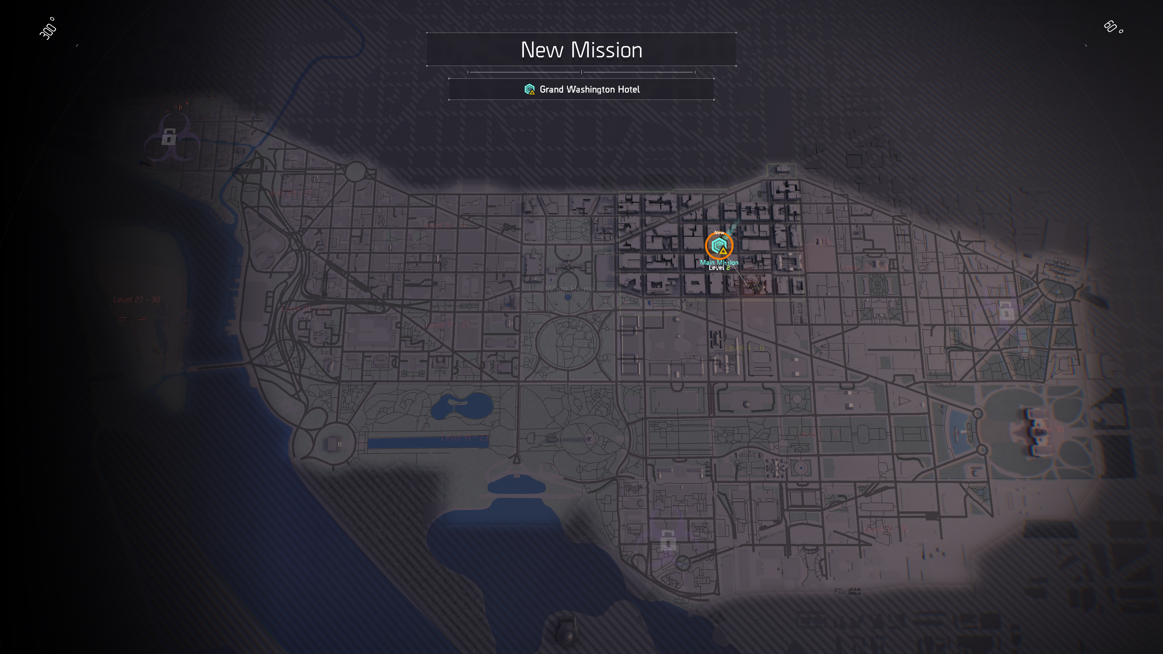 Map - Tom Clancy's The Division 2 ...