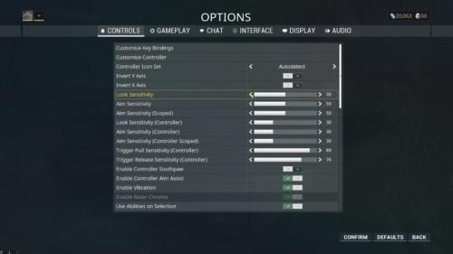 warframe-controls