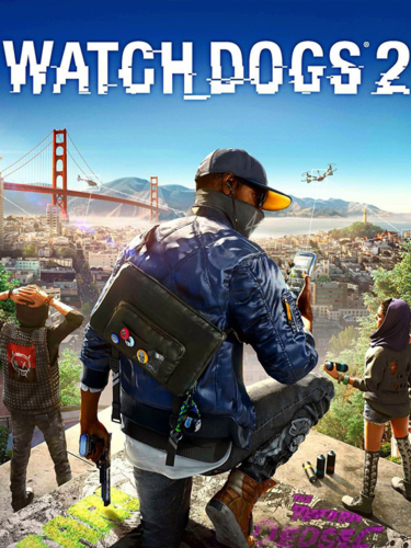 Cover media of Watch Dogs 2 video game.