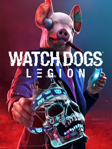 Cover media of Watch Dogs: Legion video game.