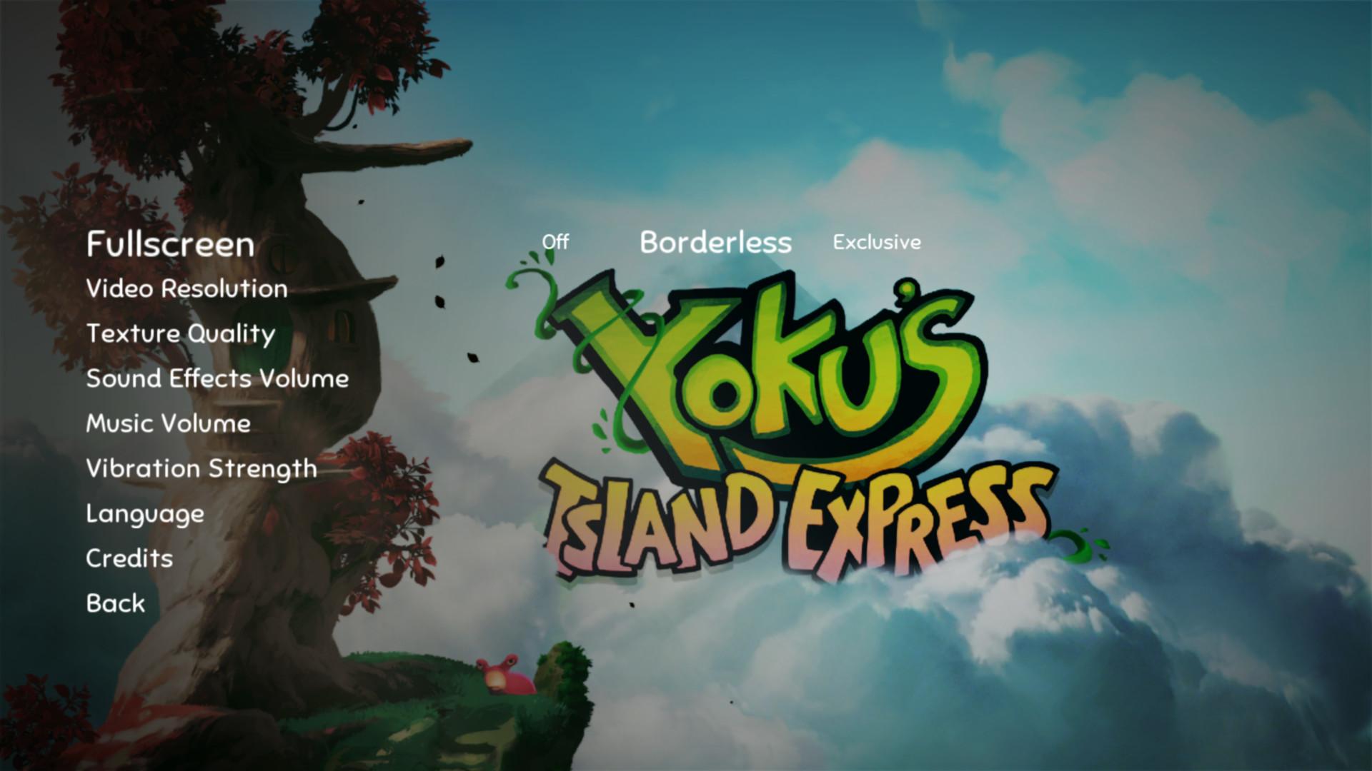 yokus-island-express-options